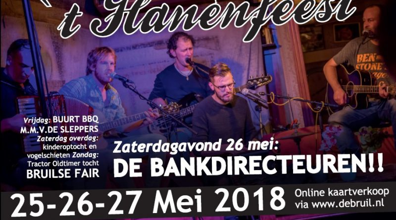 flyer Hanenfeest